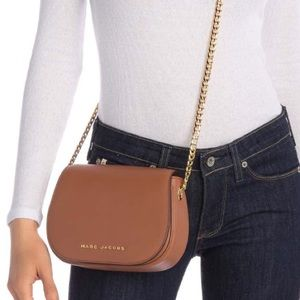 Marc Jacobs Avenue Crossbody Leather Bag
